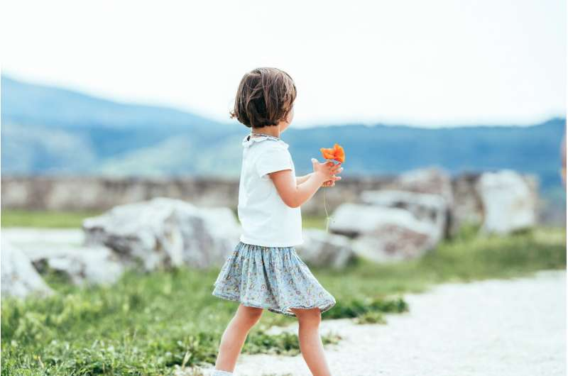 Study highlights the importance of letting kids take the lead