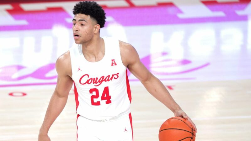 No. 7 Houston faces Cincinnati in AAC final for 3rd straight time
